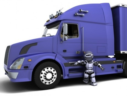 AI Driving Away with Trucking Jobs